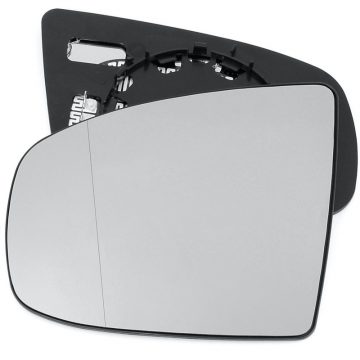 Left side blind spot wing mirror glass for BMW X5, BMW X6