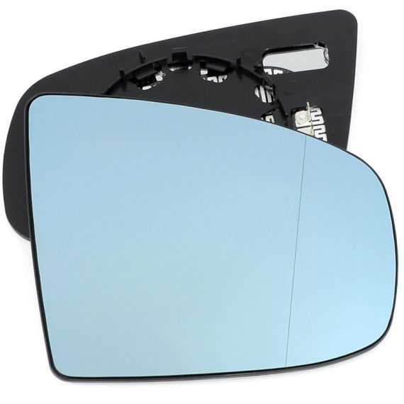 Right side wing door blind spot mirror glass for BMW X5, BMW X6