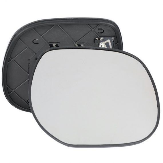 Wing door mirror glass for Mitsubishi ASX, Mitsubishi Outlander