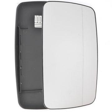 Right side wing door blind spot mirror glass for Mercedes-Benz Sprinter