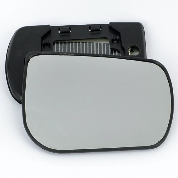 Right side wing door mirror glass for Ford Escape