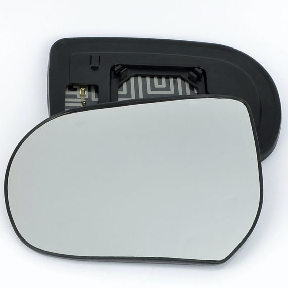 Left side wing door mirror glass for Ford Maverick, Mazda Tribute