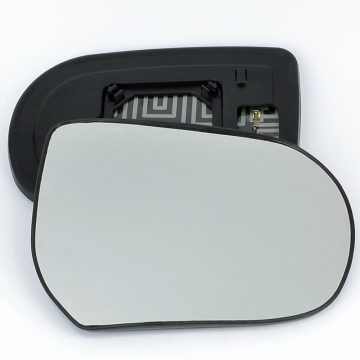 Right side wing door mirror glass for Ford Maverick, Mazda Tribute