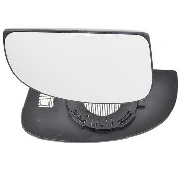 Left side wing door mirror glass for Hyundai Getz