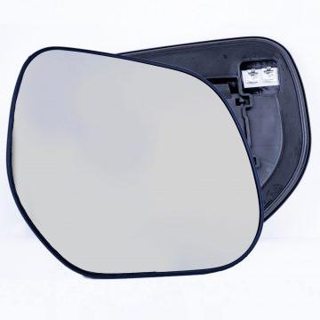 Right side wing door mirror glass for Citroen C-Crosser
