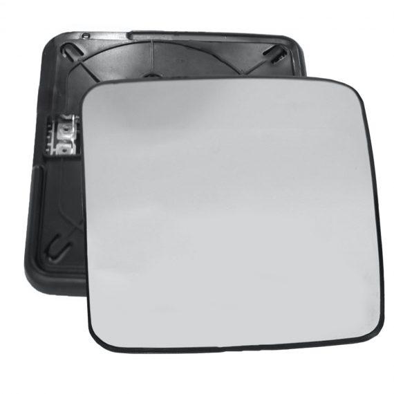 Right side wing door mirror glass for Suzuki Jimny