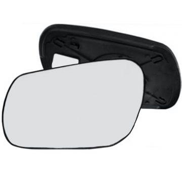 Left side wing door mirror glass for Mazda 6 Series