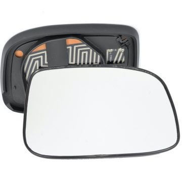 Right side wing door mirror glass for Isuzu Rodeo