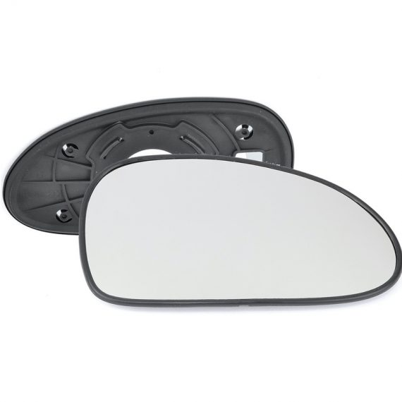 Right side wing door mirror glass for Hyundai Accent