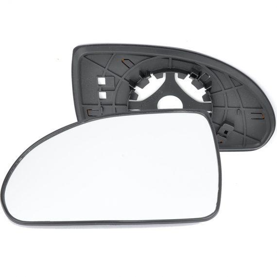 Left side wing door mirror glass for Hyundai Elantra