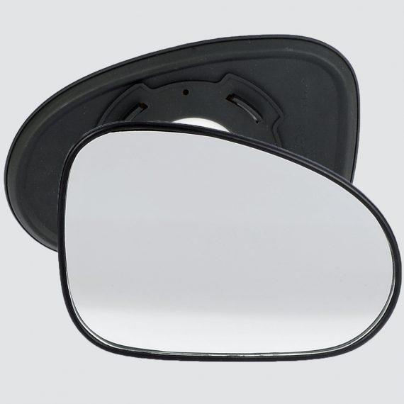 Right side wing door mirror glass for Daewoo Matiz