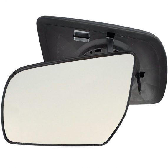 Left side wing door mirror glass for Ford Ranger