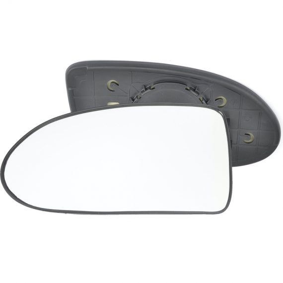 Left side wing door mirror glass for Hyundai Accent