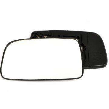 Left side wing door mirror glass for Mitsubishi Lancer