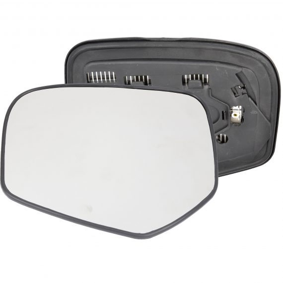 Left side wing door mirror glass for Fiat Fullback