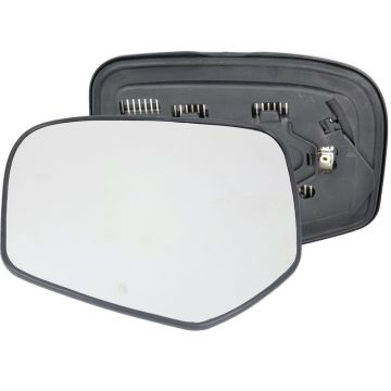 Left side wing door mirror glass for Mitsubishi L200