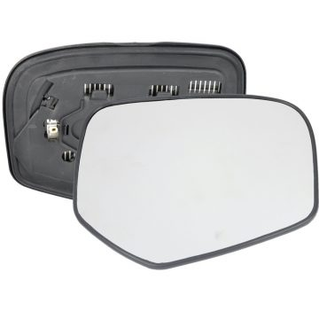 Right side wing door mirror glass for Mitsubishi L200