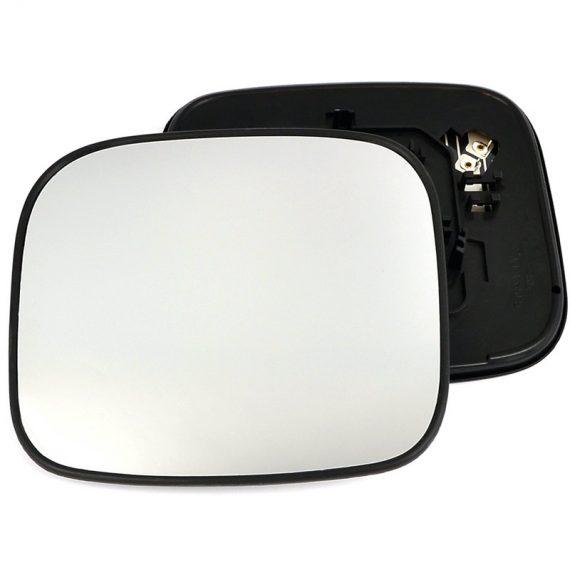 Left side wing door mirror glass for Mitsubishi Shogun Pajero