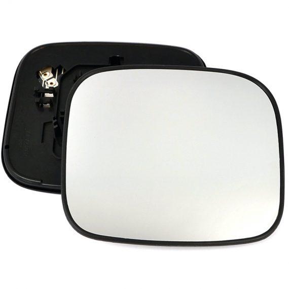Right side wing door mirror glass for Mitsubishi Shogun Pajero