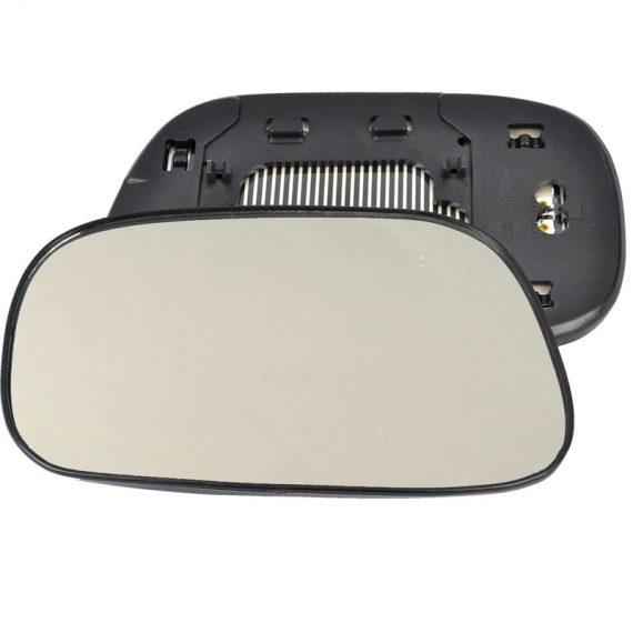 Left side wing door mirror glass for Toyota Corolla