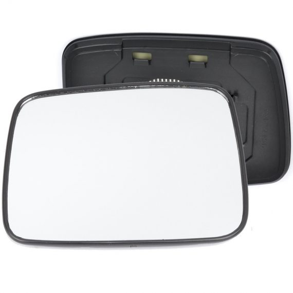 Left side wing door mirror glass for Nissan X-Trail