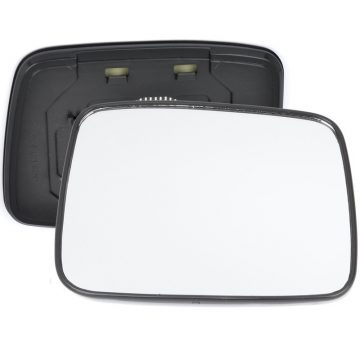 Right side wing door mirror glass for Nissan X-Trail