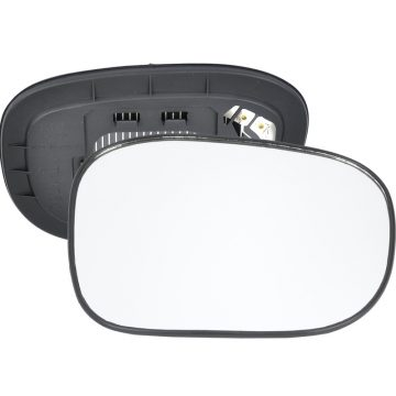 Right side wing door mirror glass for Nissan Pathfinder