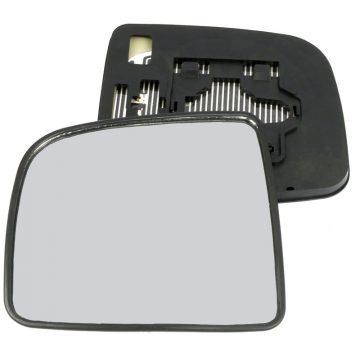 Left side wing door mirror glass for Lexus RX