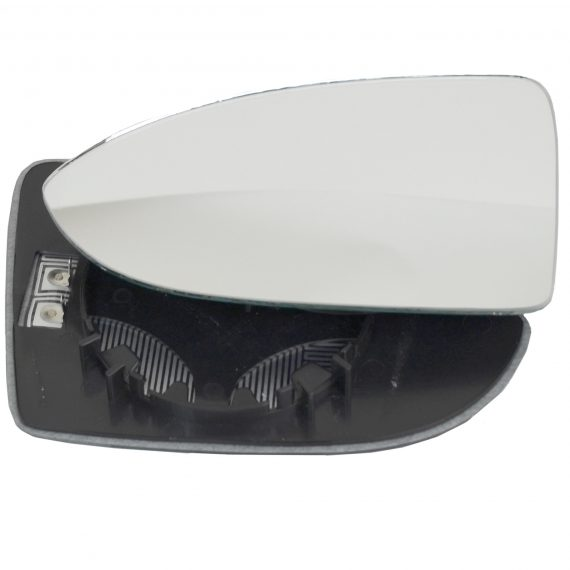 Left side wing door mirror glass for Volkswagen Arteon, Volkswagen Passat, Volkswagen Touran