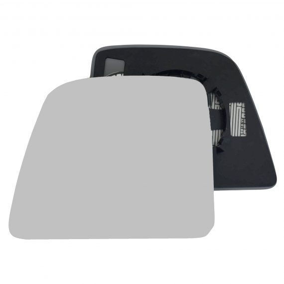 Left side wing door mirror glass for Ford Transit Connect