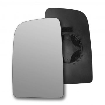 Left side wing door mirror glass for Mercedes-Benz Sprinter, Volkswagen Crafter