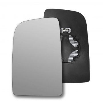 Left side wing door mirror glass for Mercedes-Benz Sprinter, Volkswagen Crafter