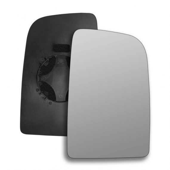 Right side wing door mirror glass for Mercedes-Benz Sprinter, Volkswagen Crafter