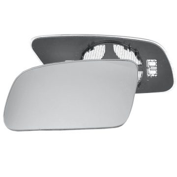Left side wing door mirror glass for Audi A3, Audi A4, Audi A6, Audi A8
