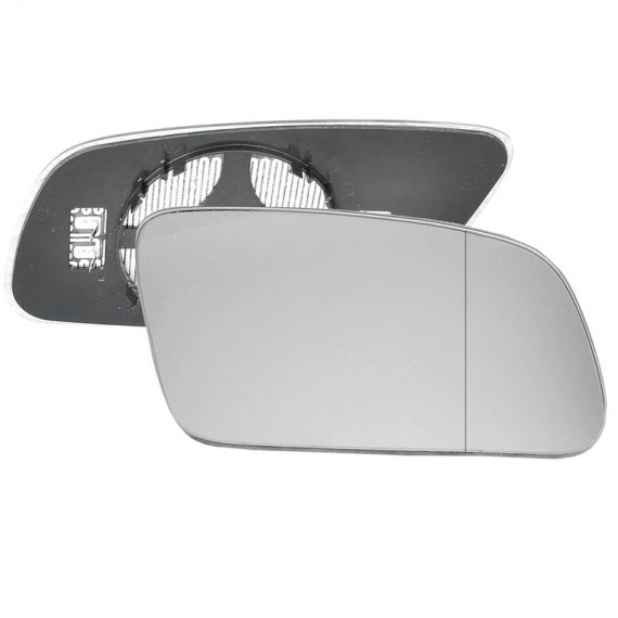 Right side wing door blind spot mirror glass for Audi A4, Audi A6, Audi A8