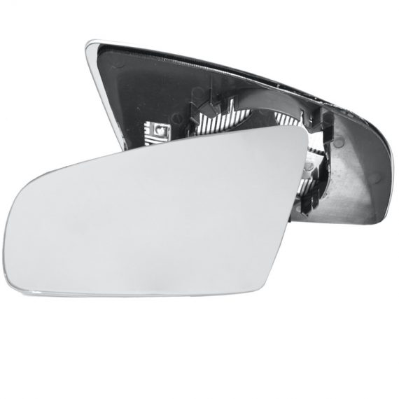 Left side wing door mirror glass for Audi A3, Audi A4, Audi A6
