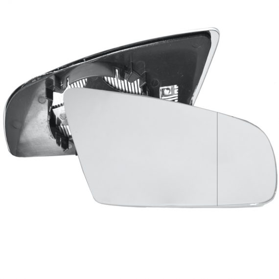 Right side wing door blind spot mirror glass for Audi A3, Audi A4, Audi A6