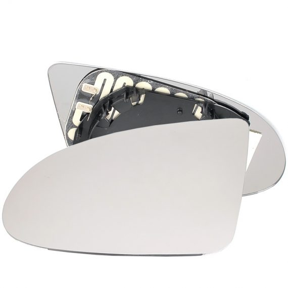 Left side wing door mirror glass for Audi A2