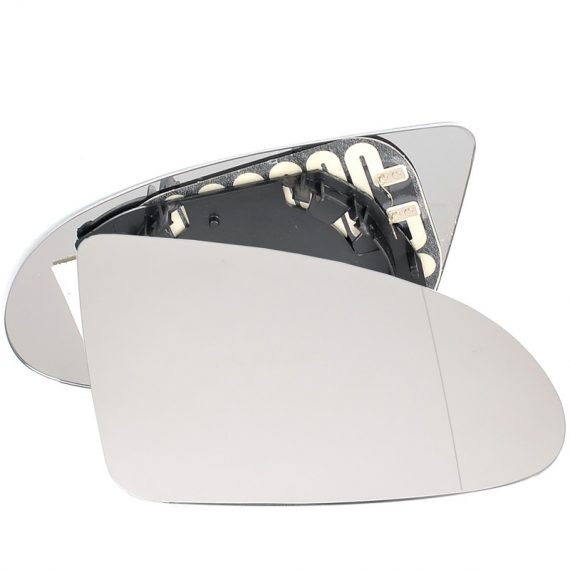 Right side wing door blind spot mirror glass for Audi A2