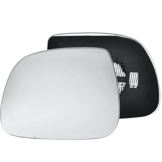 Left side wing door mirror glass for Volkswagen Amarok, Volkswagen Transporter, Volkswagen Transporter T6