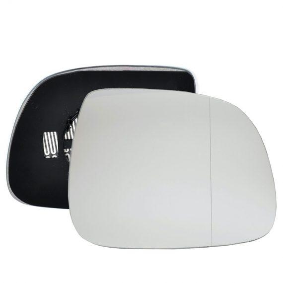 Right side wing door blind spot mirror glass for Volkswagen Amarok, Volkswagen Transporter, Volkswagen Transporter T6