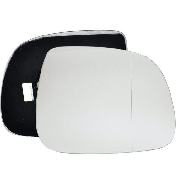 Right side wing door blind spot mirror glass for Volkswagen Transporter