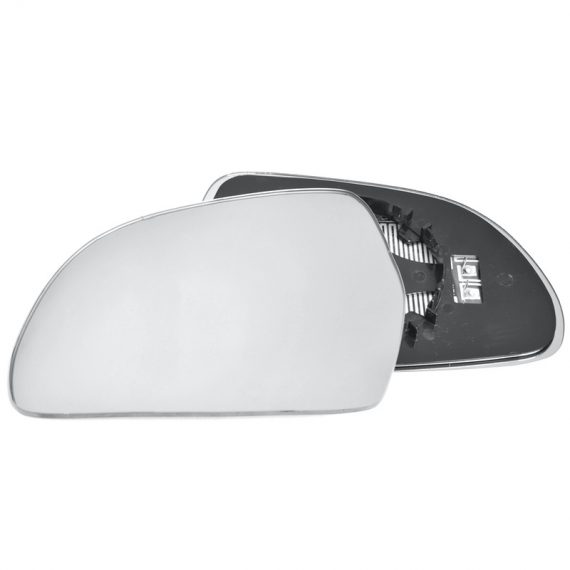 Left side wing door mirror glass for Audi A3, Audi A4, Audi A5, Audi A6, Audi A8, Audi Q3, Skoda Octavia, Skoda Superb
