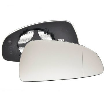 Right side wing door blind spot mirror glass for Audi TT