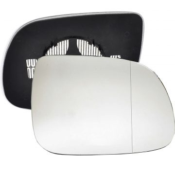 Right side wing door blind spot mirror glass for Audi Q7