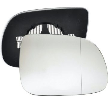 Right side wing door blind spot mirror glass for Audi Q5