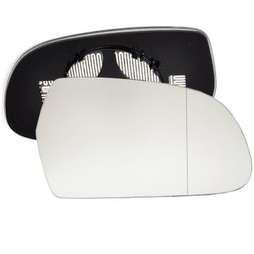 Right side wing door blind spot mirror glass for Audi A3, Audi A4, Audi A5