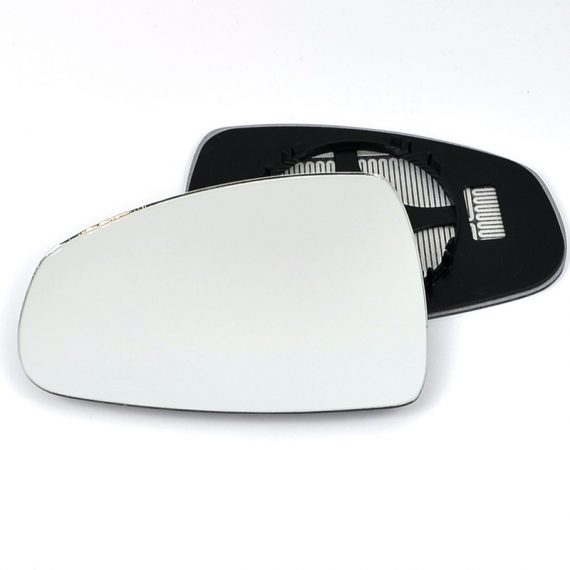 Left side wing door mirror glass for Audi A1