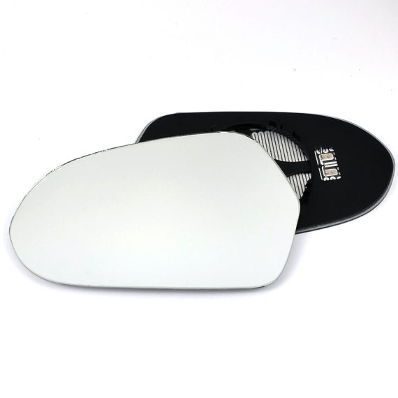 Left side wing door mirror glass for Audi A6