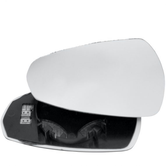Left side wing door mirror glass for Audi A3
